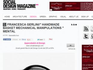 Francesca Gerlini-- Handmade Basket Mechanical Manipulations - Mental-Social Design Magazine.png