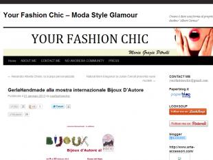 GerlaHandmade Bijoux D'Autor - Your Fashion Chic