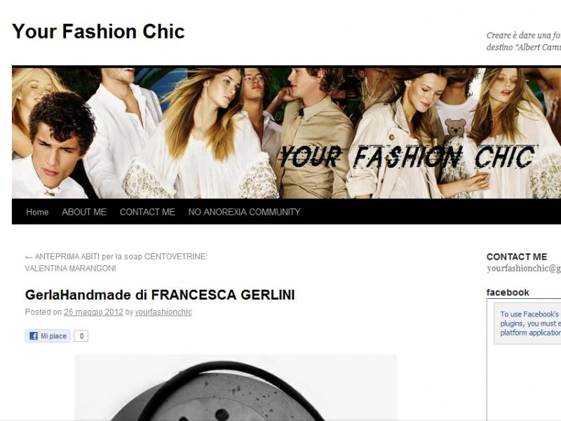 Your Fashion Chic